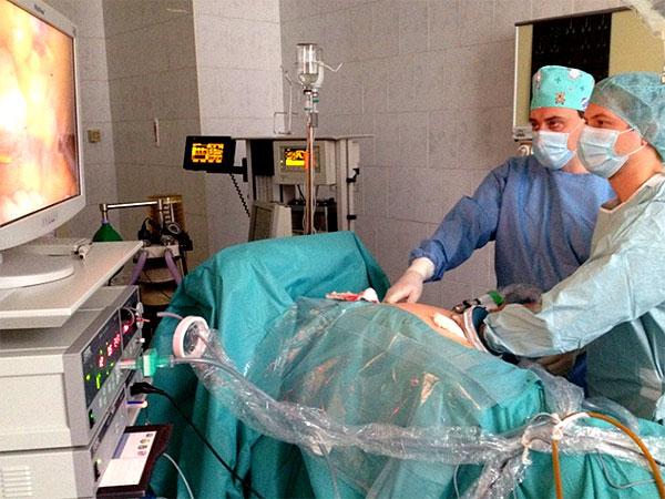 Последствия после полостной операции